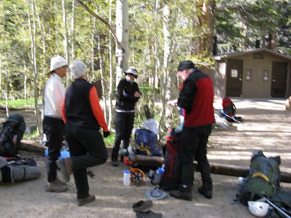 Sierra Peaks and Hikes