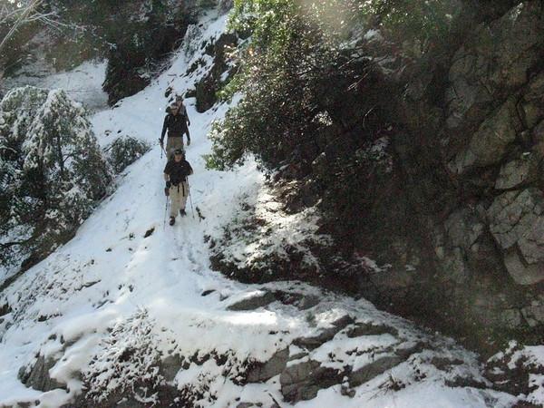 So Calif Hikes and peaks